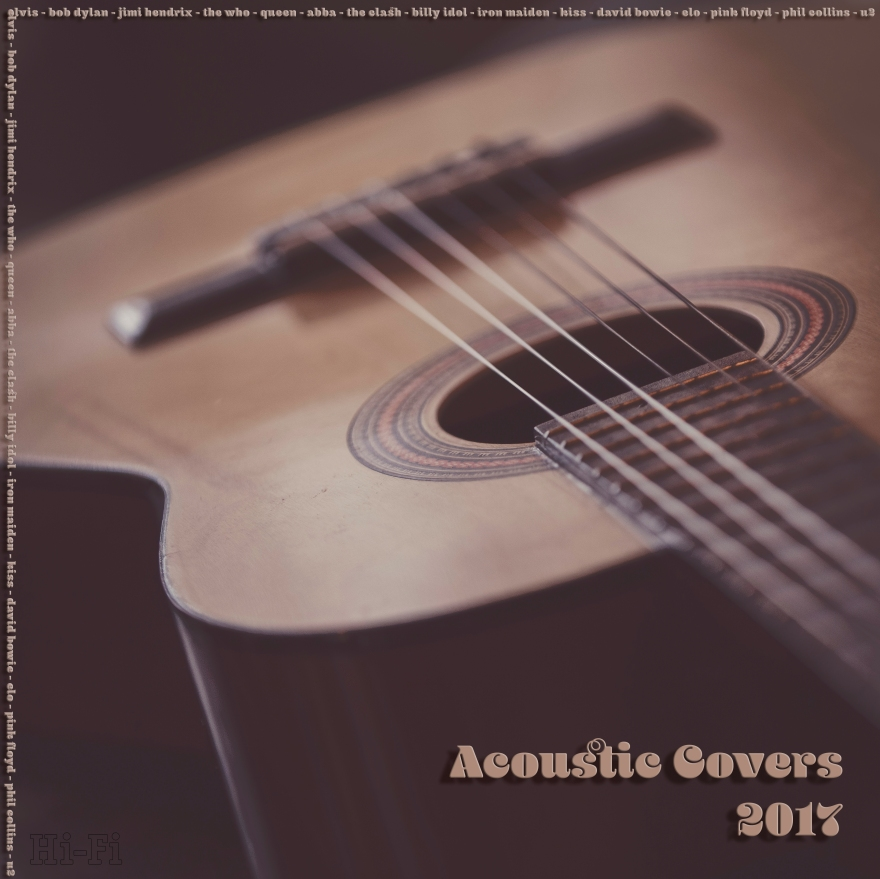 CD cover Aucustic Cover 2017