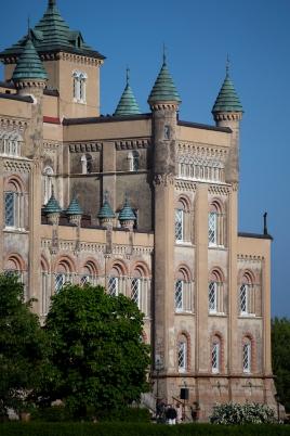 Nationaldagsfirande på Stora Sundby Slott