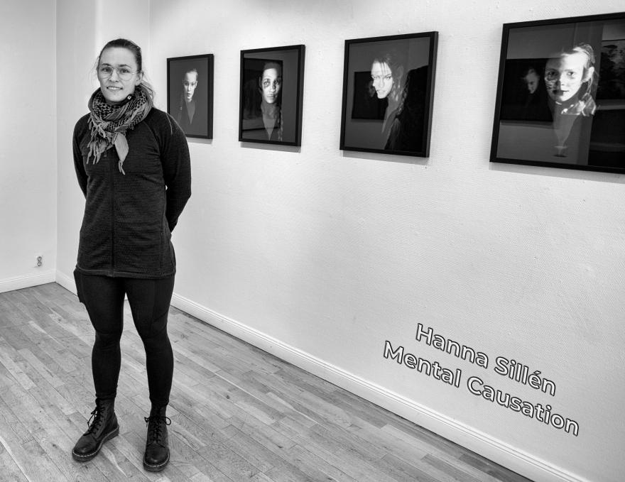 Hanna Sillen porträtt